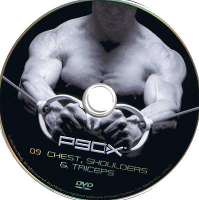Review: P90X Chest, Shoulders & Triceps   Blood, Sweat & Beer